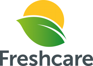 Freshcare Logo - Portrait CMYK Grey Type